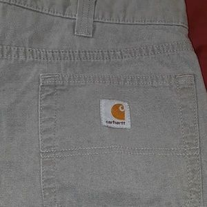 Carhartt 0514 Canvas Cliff Sz. 36